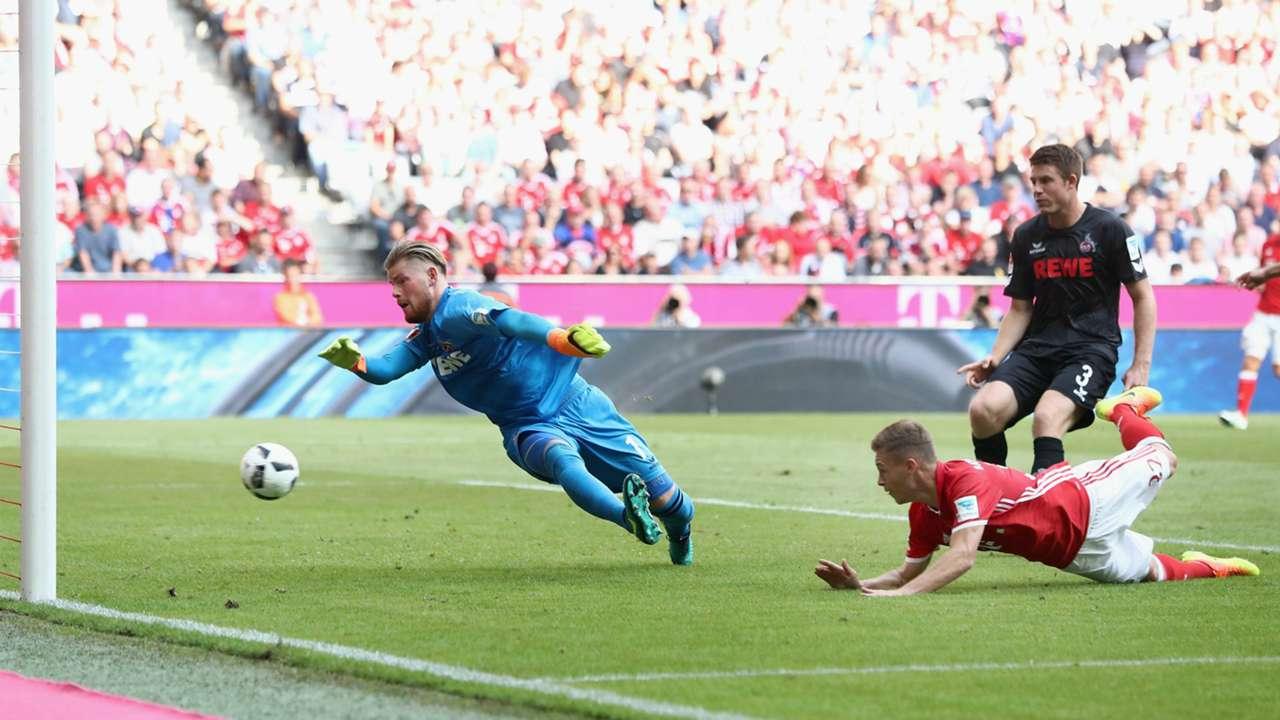Timo Horn Köln Bundesliga 01102016