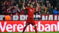 Robert Lewandowski Bayern Munchen Arsenal Champions League 04112015