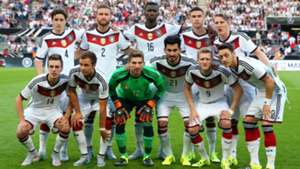 Team Germany United States International Friendly 10052015