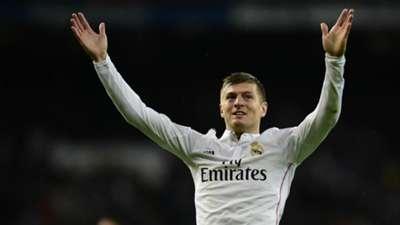 Toni Kroos Real Madrid v Rayo Vallecano La lIga 11082014
