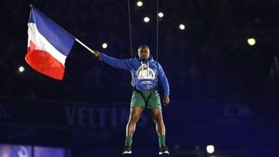 Gerald Asamoah Tribute to Paris