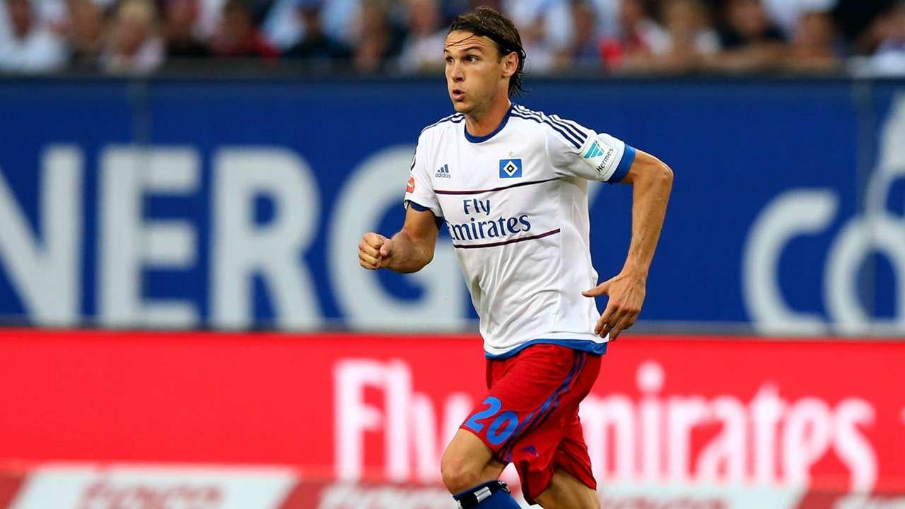 Albin Ekdal Hamburger SV