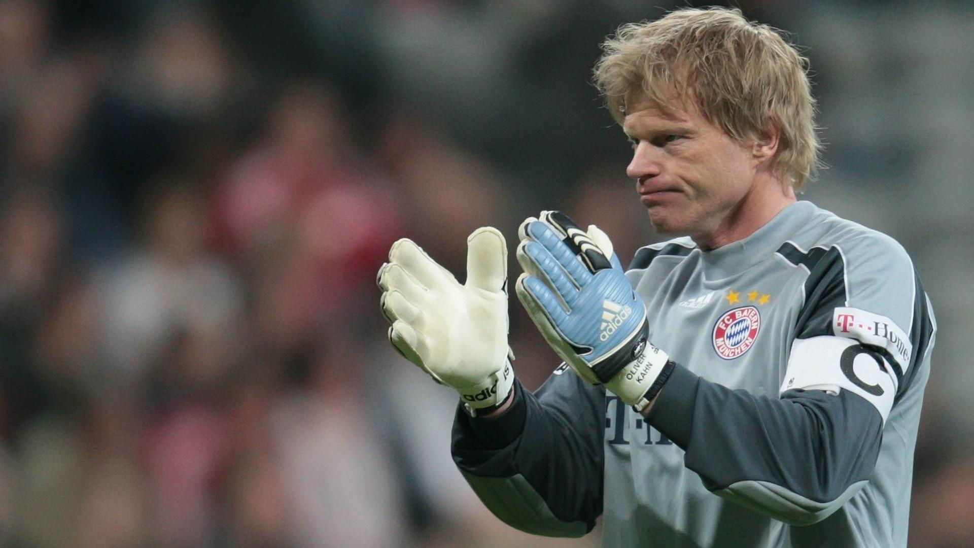 Oliver Kahn Fc Bayern