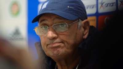 Sergio Markarian Greece Griechenland 03282015