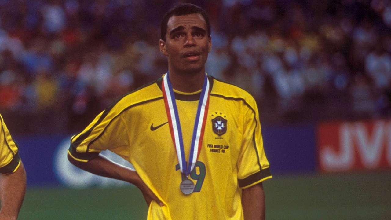 Denilson Brazil France 1998