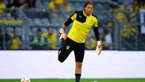 Roman Weidenfeller Borussia Dortmund Europa League 06082015