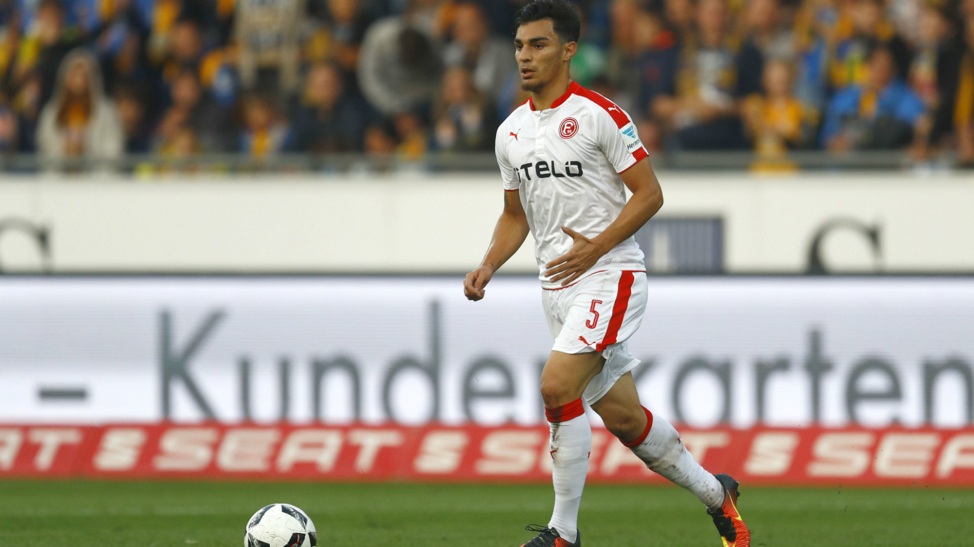 Kaan Ayhan Düsseldorf 2 Bundesliga 23092016