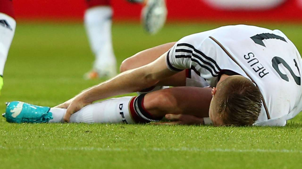 Marco Reus Germany Friendly Match 060614