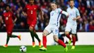 Wayne Rooney England Portugal 06022016