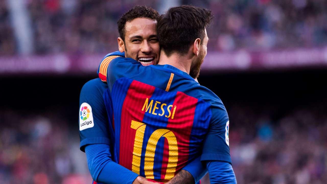 Lionel Messi FC Barcelona LaLiga 04022017