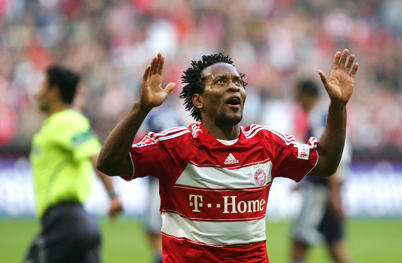 Ze Roberto FC Bayern München