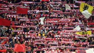 OSC Lille Fans France Ligue 1 03052015