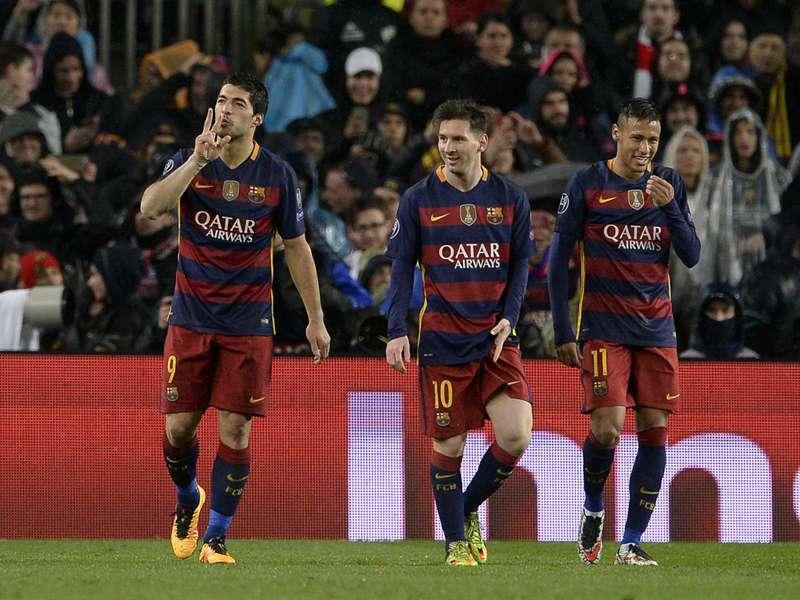 Die Besten Tore Von Messi