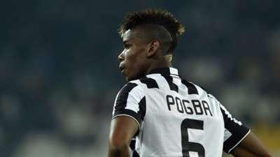 Paul Pogba Juventus Turin US Sassouloi Serie A 03092015