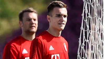 Christian Früchtl Manuel Neuer FC Bayern 07012016