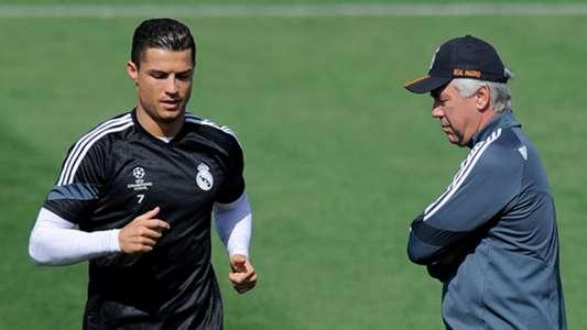 Ronaldo joueur fini ? L'avis d'Ancelotti | Goal.com