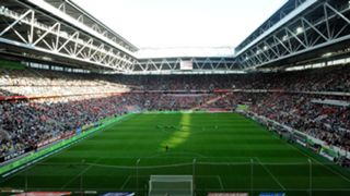 Fortuna Düsseldorf Stadion 01092012