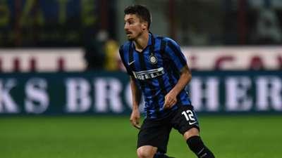 Alex Telles Inter Mailand Hellas Verona 23112015