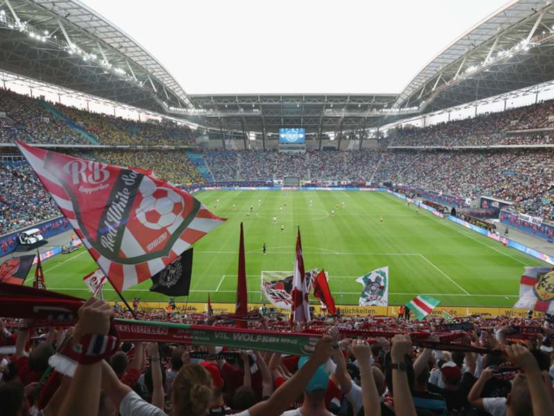 Leipzig Neues Stadion