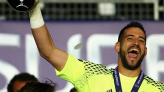Kiko Casilla Real Madrid Sevilla UEFA Super Cup 09082016