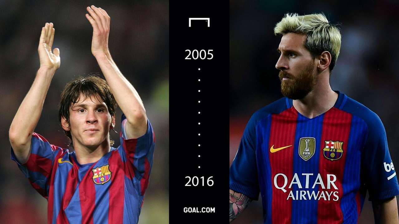 GFX Lionel Messi