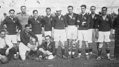 Selección de España 1920