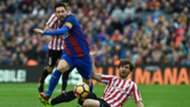 Messi Yeray FC Barcelona Athletic LaLiga