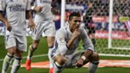 Cristiano Ronaldo Atletico Madrid Real Madrid La Liga