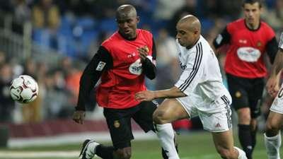 Samuel Eto´o Roberto Carlos Real Madrid Mallorca