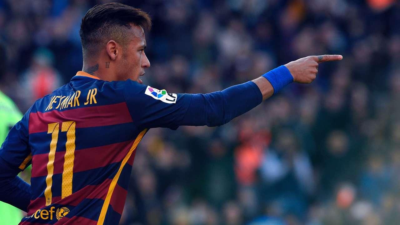 Neymar Barcelona Getafe 12032016