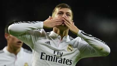 Toni Kroos Real Madrid Rayo Vallecano La Liga