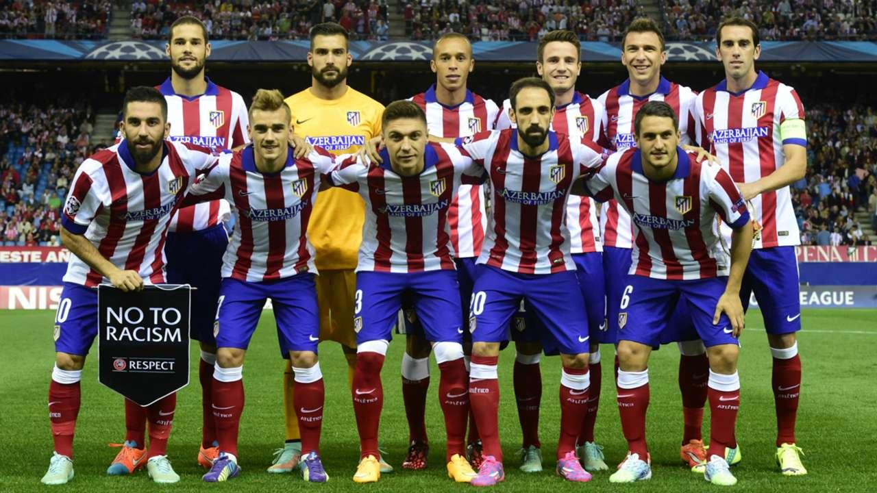 Atletico Madrid Malmo UEFA Champions League 10222014