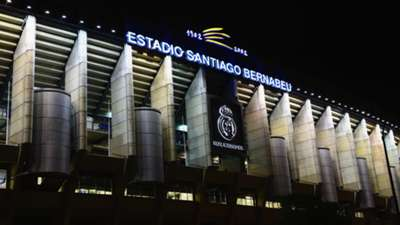 Santiago Bernabeu Stadium Real Madrid Liverpool UEFA Champions League 11042014