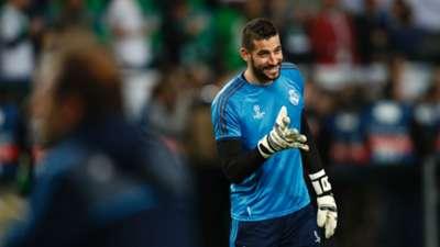 Kiko Casilla Real Madrid Champions League