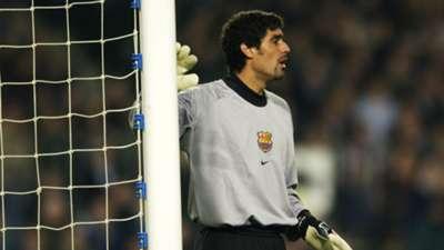 Bonano ex Barcelona goalkeeper