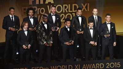 FIFA/FIFPro World XI