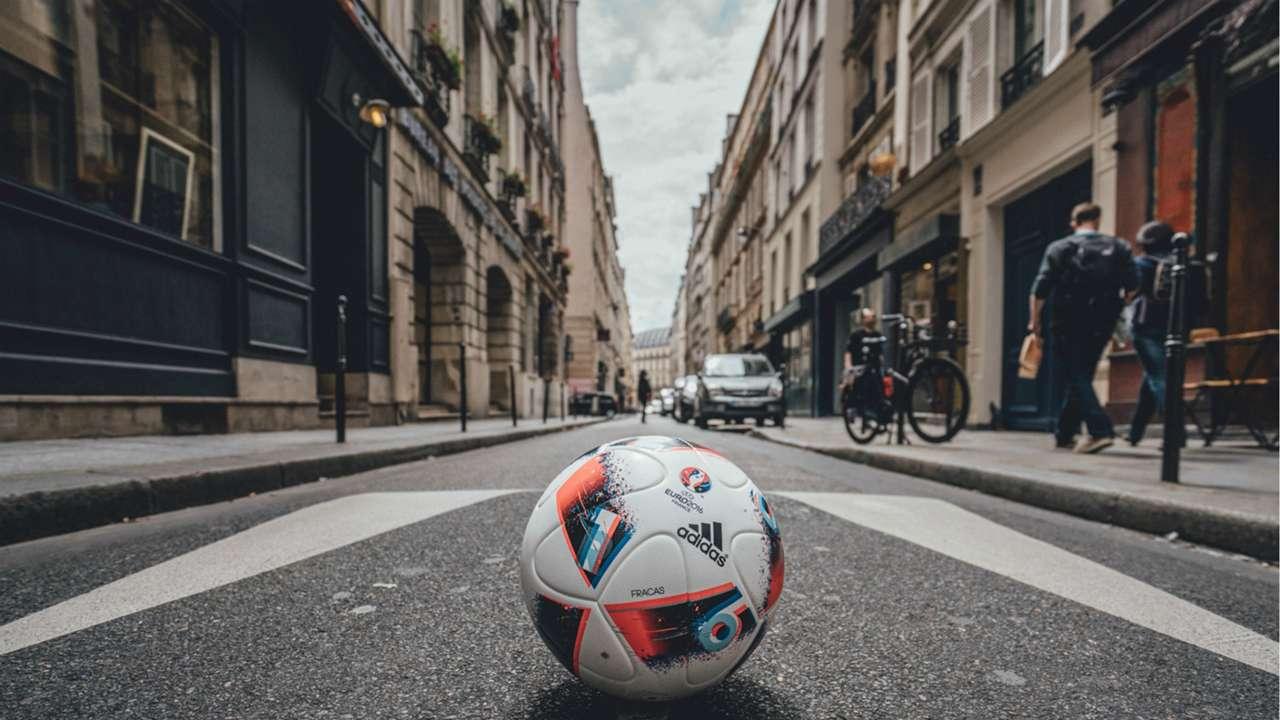 Adidas Francas Balón Ball Euro 2016