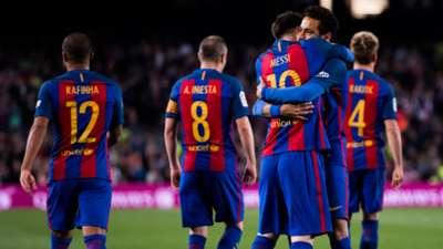Barcelona Valencia La Liga