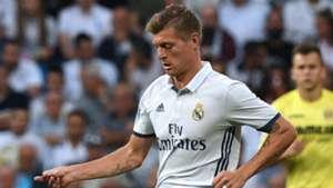 Toni Kroos Real Madrid Villarreal La Liga