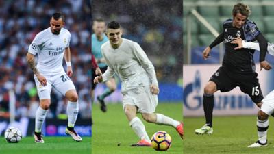 GFX Real Madrid peores jugadores
