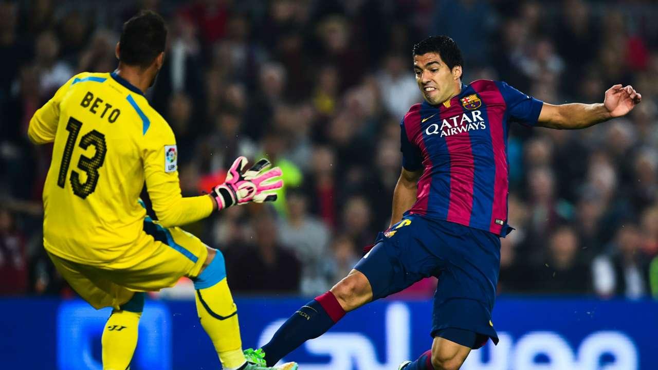 Beto Luis Suarez Barcelona Sevilla La Liga 22112014