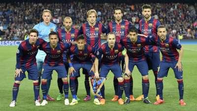 Barcelona PSG Champions League 04212015