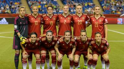 Spain Costa Rica Women World Cup 06092015