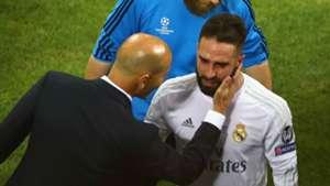 Dani Carvajal Real Madrid Champions League 28052016
