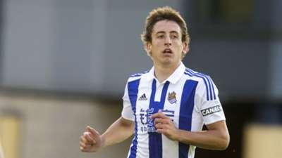 Oyarzabal Real Sociedad
