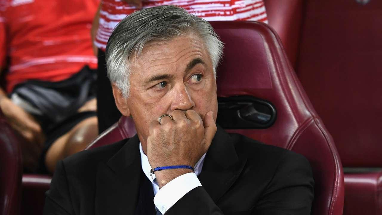 Carlo Ancelotti Atletico Madrid Bayern Munich Champions League
