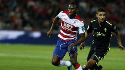 Agbo Uche Granada Sporting Gijon