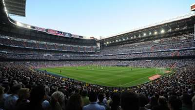 SANTIAGO BERNABEU REAL MADRID 08252014