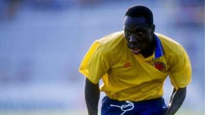 Freddy Rincon ex Colombian player