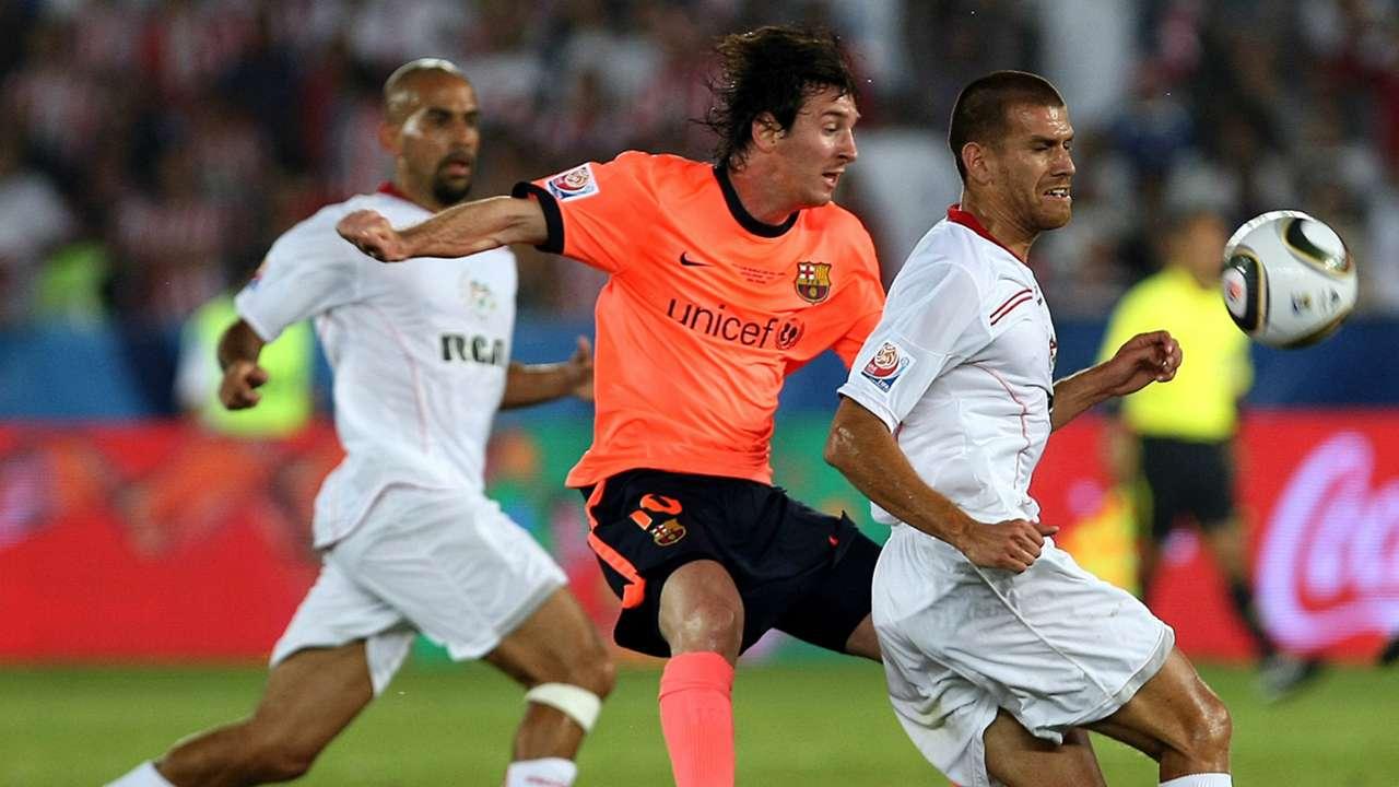 Messi Barcelona Estudiantes La Plata 2009